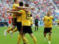 Belgjika shkruan historinë, fiton medaljen e parë të bronztë në një Botëror pas fitores ndaj Anglisë