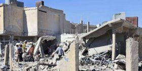 Siri: 54 të vrarë nga një sulm ajror