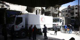 Franca bashkëpunon me Rusinë për ndihmat humanitare në Siri