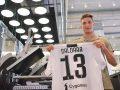 Caldara prezantohet te Juventusi: Nesta dhe Chiellini idhujt e mijë, ndjenjë e mrekullueshme që do të luaj me Ronaldon