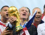 Deschamps: Nuk bëmë gjithçka mirë, por jemi kampionë bote