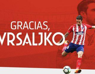 Zyrtare: Atletico Madridi huazon te Interi mbrojtësin Vrsaljko