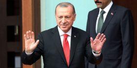 Erdogan bën betimin për mandatin e ri presidencial