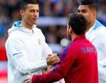 Ronaldo: Ishte një sfidë e mirë me Messin, por kurrë nuk e kam pasur rival