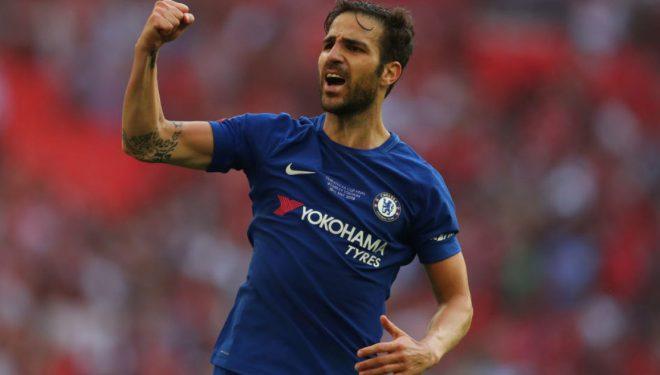 Fabregas mund të kalojë në Serie A si pjesë e marrëveshjes mes Chelseat dhe Napolit