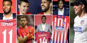 Shumë arsye për të besuar se ky është Atletico Madridi më i fortë i dekadës së fundit – Blerja rekord, yjet e 'blinduar' dhe trajner të madh