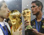 Real Madridi beson shumë në dy fituesit e Kupës së Botës