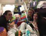 4-vjeçari me kancer vetëm disa minuta nga vdekja zgjohet nga koma dhe thotë tri fjalë prekës (Foto)