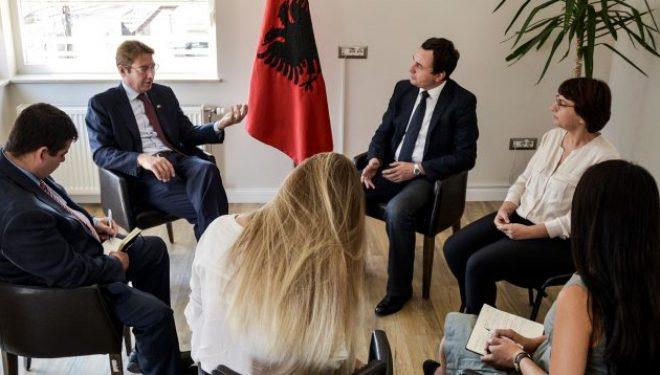 Albin Kurti: Kosova të marrë shembull nga Kanadaja