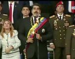 Maduro fajëson Amerikën dhe Kolumbinë për tentativën e dështuar për vrasje