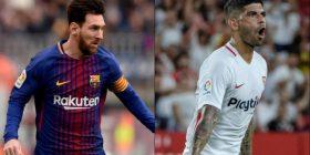 Barça – Sevilla, formacionet e Superkupës së Spanjës