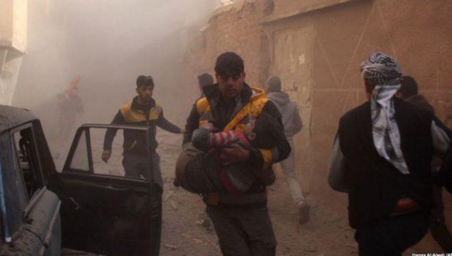 """Thirrje Rusisë që të parandalojë """"katastrofën tjetër humanitare"""" në Siri"""