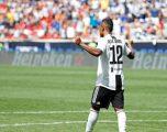 Juve refuzon sërish ofertën e PSG-së për Alex Sandron