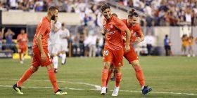 Asensio e Bale shkëlqejnë në fitoren e Realit ndaj Romës (VIDEO)