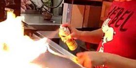 Autoritetet meksikane ia ndalojnë një restoranti të shërbejnë merimangat si specialitet (Video)