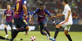 Barça mposht me rikthim Sevillan dhe fiton Superkupën e Spanjës, Ter Stegen hero