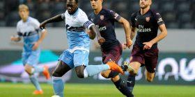 Arsenali triumfon në miqësore ndaj Lazios