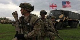 Gjeorgji, Nato zhvillon manovra ushtarake në shkallë të gjerë