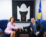 Haradinaj, Albena Reshitaj me post në Kabinetin e Kryeministrit
