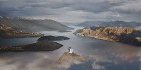 Fotografitë e martesës të shkrepura në zonat më të veçanta në botë (Foto)