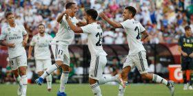 Bale dhe Asensio shkëlqejnë, kampionët e Evropës të fortë për 'Zonjën e Vjetër'