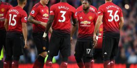 Manchester United e nis me fitore sezonin e ri, Pogba dhe Shaw fusin në 'kurth' dhelprat
