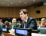 Kai Sauer: Nuk është komuniteti ndërkombëtar që ka hedhur idenë e kufijve