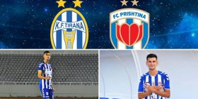 Prishtina fiton miqësoren ndaj Tiranës, het-trik nga Korenica