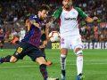 Ashtu siç i ka hije një kampioni: Barça e fillon kampionatin me fitore, Messi me gola