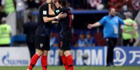 Perisic përgënjështron mediat spanjolle, etiketon Modricin në foton me Brozovicin dhe Vrsaljkon