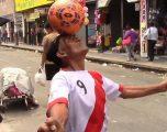 """Peruani 85-vjeç që """"sfidon"""" Messin dhe Ronaldon (Video)"""