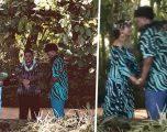 Nusja refuzon ta puth dhëndrin në prezencë të babait (Video)