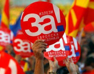 Ja si kanë votuar qytetarët e Çairit në referendumin për emrin e Maqedonisë