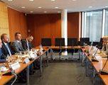 Tahiri kërkon përkrahjen e deputetëve gjermanë për liberalizimin e vizave