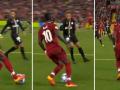 Sadio Mane tregon pikën e dobët të Neymarit, e kalon me një driblim të hatashëm