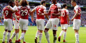 Arsenali merr fitoren e katërt radhazi, mposht rivalin për Evropë