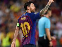Notat e lojtarëve, Barcelona 4-0 PSV: Messi i jashtëzakonshëm, nota 10