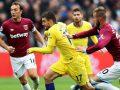 West Hami ndal me barazim Chelsean e Sarrit para derbit kundër Liverpoolit
