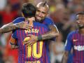 Barcelona 2-2 Girona: Notat e lojtarëve, Messi më i miri