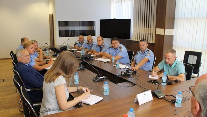 Premtohet bashkëpunim më i madh mes institucioneve të sigurisë