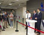 Ministri Lluka përgëzon Gent Begollin për punën e bërë