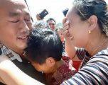 Ishte grabitur si pesëvjeçar, emocionohet kur takohet me nënën pas 40 vitesh (Foto)