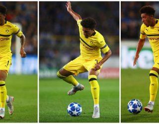 Njihuni me Jadon Sanchon – Nuk ka startuar në asnjë ndeshje për BVB, por është asistusi më i mirë top pesë ligat evropiane