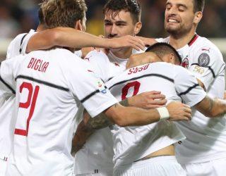 Milani i rikthehet fitores duke ndërprerë serinë e mirë të Sassuolos