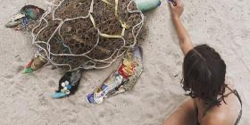 Art nga mbeturinat (Foto)