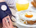 Shtypja e lartë e gjakut: Ushqimet që duhet shmangur për ta ulur atë