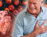 Domatet dhe sulmi i zemrës: Sa domate duhet t'i hani për ta zvogëluar rrezikun?