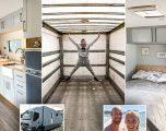 Paguan 3,600 funte për kamionin e vjetër, çifti investuan 23 mijë tjera dhe e shndërruan në shtëpinë e ëndrrave (Foto)