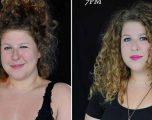 Si ndryshon fytyra nga ora 7 e mëngjesit në 7 të mbrëmjes (Foto)