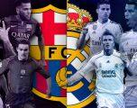 Barcelona – Real Madrid, formacionet më të shtrenjta të të gjitha kohërave që luajtën në radhët e këtyre klubeve